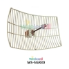 MS-5GR30 2Km 전송 5GHz WiFi GRID ANTENNA
